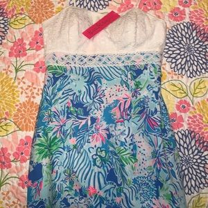 NWT 00 LILLY PULITZER LIZ DRESS